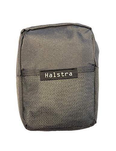 Halstra Tasche | für Reise, Zubehör, Kabel, Elektronik, Ladekabel, Powerbank, USB Sticks, SD Karten (Grau)