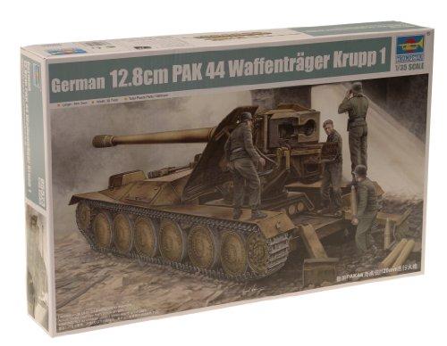Trumpeter 05523 PAK 44 Waffenträger Krupp 112,8 cm - Tanque en Miniatura (Escala 1:35)
