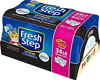 Fresh Step Advanced Extreme Clumping Cat Litter with Odor Control Review