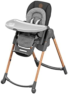 Maxi-Cosi Minla Baby Highchair, Essential Graphite
