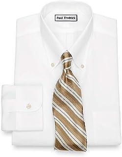 Men's Slim Fit Non-Iron Cotton Button Down Collar Dress...
