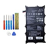 Upplus E-YIIVIIL BL-T13 - Batería de repuesto compatible con LG G Pad 10.1 V700 con kit de herramientas