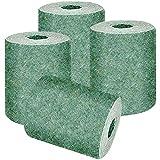 Biodegradable Grass Seed mat Fertilizer Garden Picnic, Biodegradable Ecological Garden Carpet, Quick Fix Roll All in One Growing Solution for Lawns, for Landscape Yard Garden Decor (3 pcs)