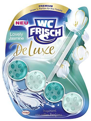 WC-Frisch DeLuxe Lovely Jasmin, WC-Reiniger und WC-Duftspüler, 1 Stück