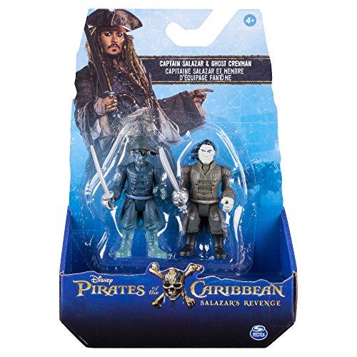 Bizak Piratas del Caribe -  Pack 2 Figuras de Lesaro y Salazar 61923101