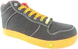 Vlado Footwear IG-1060-701-7.5 Mens Spectro 1 Shoes - Black & Orange, Size 7.5