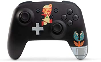 Power A Retro 8-Bit Super Mario Wireless Controller for Nintendo Switch