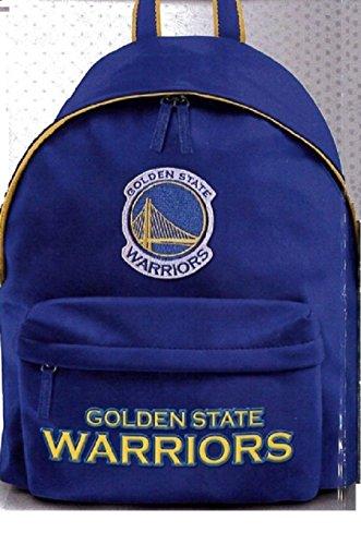 Mochila Americana NBA Golden State Warriors-Franco Cosimo PANINI