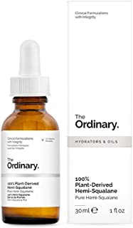 The 'Ordinary' 100% Plant-Derived Hemi-Squalane 30ml