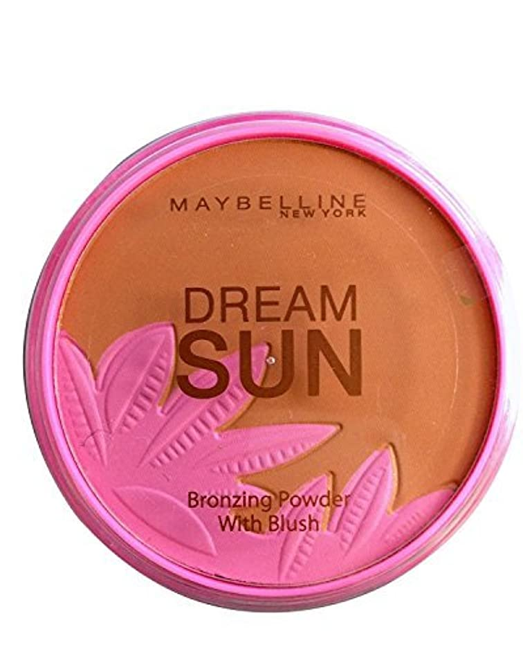 叫ぶ先駆者履歴書Maybelline Dream Sun Bronzer with Blusher 08 Bronzed Paradise by Maybelline