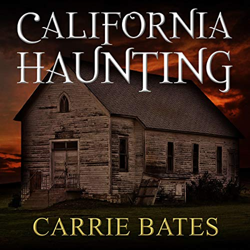 California Haunting audiobook cover art