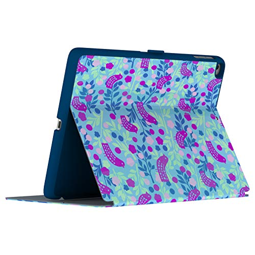 Speck Products StyleFolio Case for iPad Air/Air 2, Springtweetdawn/Ballet/Deepsea