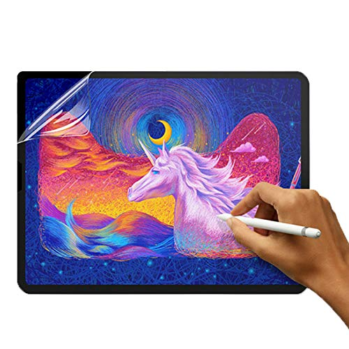 Screen Protector for Surface Pro 7th Gen/Pro 6 / Pro 5th Gen/Pro 4 / Surface Pro LTE Protection Film Drawing Sketching Writing Anti-Glare Anti-Scratch Anti-Slip Paperfeel Film