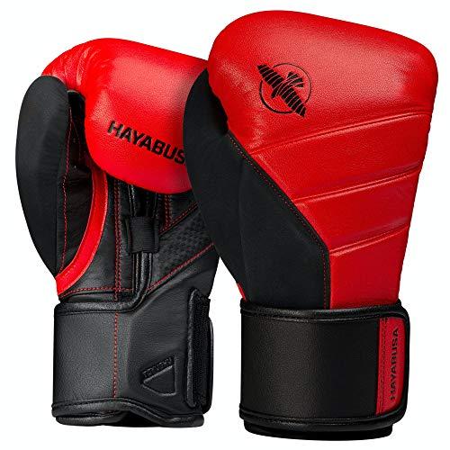 Hayabusa T3 Bokshandschoenen - Rood / Zwart 16 oz