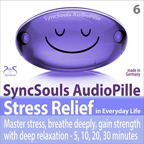 Stress Relief in Everyday Life cover art