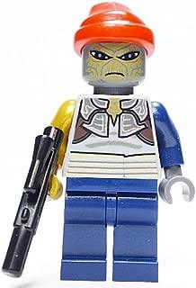 LEGO Figur aus Teilen: Shahan Alama Weequay Pirat mit Blaster