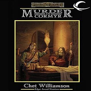 Murder in Cormyr cover art