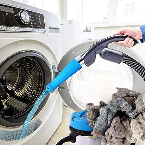 Dryer Vent Cleaner,dryer Vent Cleaner Kit,lint Cleaner,vacuum Attachments and Flexible Dryer Lint Brush,dryer Vent Hose Attachment