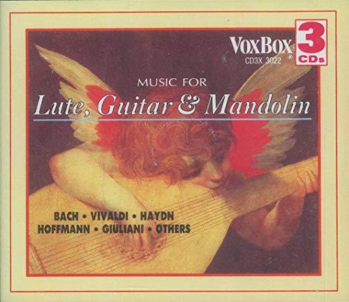 Musik fï¿1/2r Laute / Mandoline / Gitarre