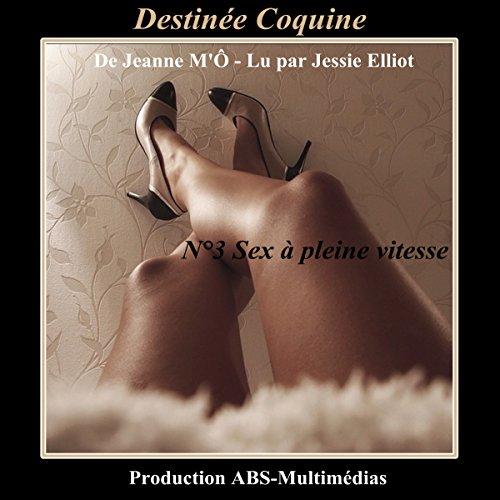 Sexe à pleine vitesse audiobook cover art