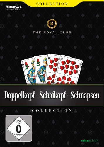 Doppelkopf, Schafkopf, Schnapsen - The Royal Club - [PC]