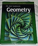 Holt McDougal Geometry: Teacher's Edition 2011