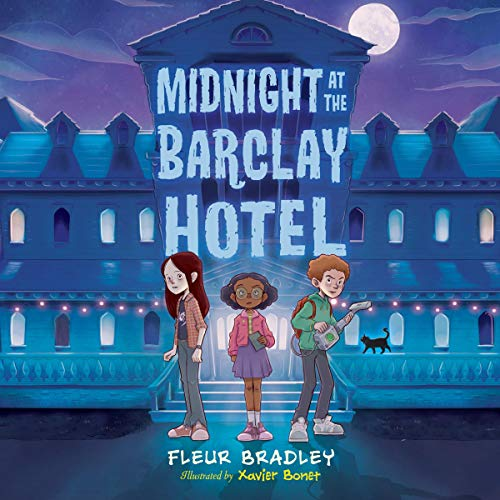 Midnight at the Barclay Hotel cover art