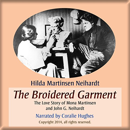 The Broidered Garment audiobook cover art