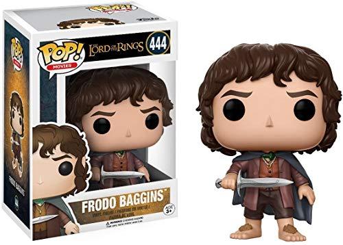 Senhor dos Anéis - Boneco Pop Funko Frodo Baggins #444