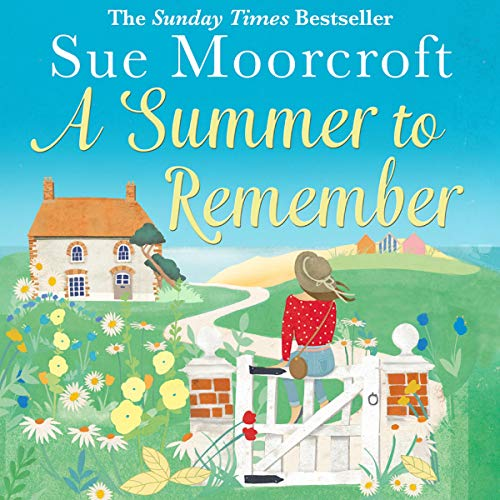 A Summer to Remember audiobook cover art