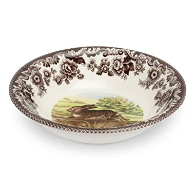 Spode Woodland Rabbit Ascot Cereal Bowl