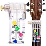 Sistema de Aprendizaje de Guitarra, Herramienta de Práctica de Acordes Ayuda de Enseñanza de Guitarra, Mejorar la eficiencia de la enseñanza