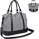 Best Carry On Bag For Women - CAMTOP Women Travel Tote Overnight Weekender Carry On Review