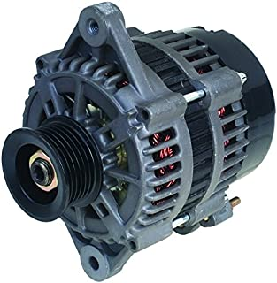 New Alternator For 1998-2002 Mercruiser Black Scorpion 5.7 6.2 MX Inboard Ski 219290 863077-1 863077T 19020611 19020612 20115018TBA