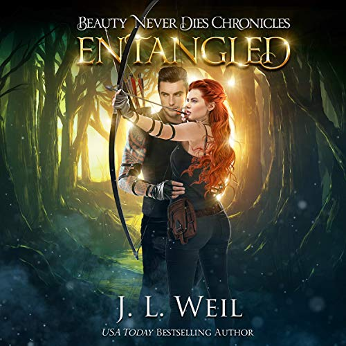 Entangled Audiobook By J. L. Weil cover art