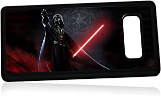 (for Samsung Galaxy S10+ / S10 Plus) Durable Protective Soft Back Case Phone Cover - A11432 Starwars Darth Vader 11432