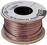 Monoprice 100ft 12AWG Enhanced Loud Oxygen-Free Copper Speaker Wire...