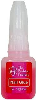 Lavi Cosmetics Nail Glue Pink, Pink, 10g