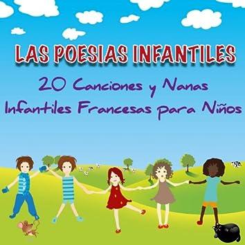 Las Poesias Infantiles (20 Canciones y Nanas Infantiles Francesas para Niños)