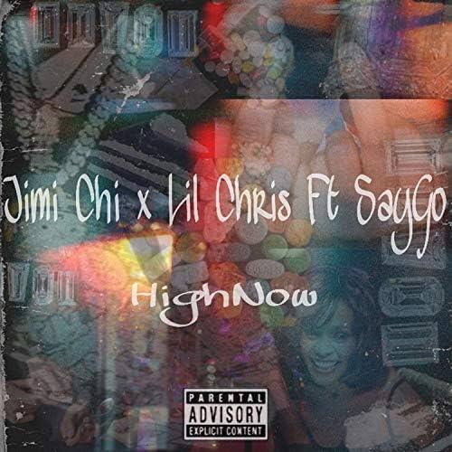 Jimi Chi & Lil Chris feat. SAYGO