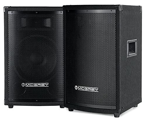 McGrey Paar  TP-10 DJ Box Bild