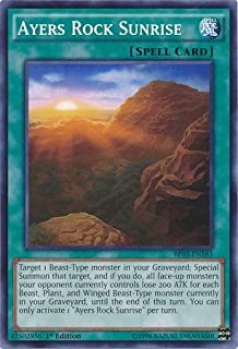 Yu-Gi-Oh! - Ayers Rock Sunrise (BP03-EN183) - Battle Pack 3: Monster League - 1st Edition - Common