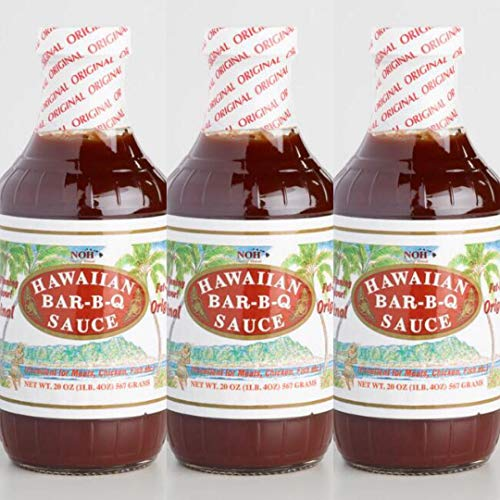 noh hawaiian barbeque sauce - 1