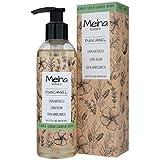 Meina Naturkosmetik - Duschgel mit Teebaum, Rosmarin, Geranium und Lavendel (1 x 220 ml) Vegan Bio...