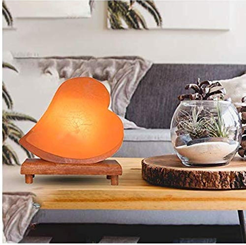 WETRR Salz Lampe Salzlampe Salzkristalllampe Himalaya Nachtlicht mit Reines Naturprodukt Handgefertigt Ideales Nachtlicht für Schlafzimmer,Australia,twoinsertion