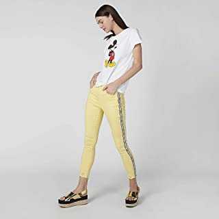 Lee Cooper Slim Fit Trousers for Women , Size