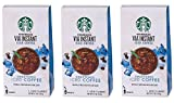 Starbucks VIA Ready Brew Iced Coffee (3 Pack/Boxes) 5 Packets Each Box