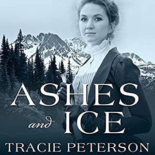 Ashes and Ice audiobook cover art