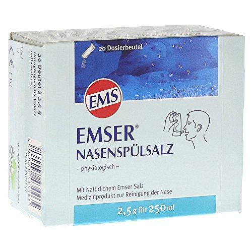EMSER Nasenspülsalz, 20 St. Beutel