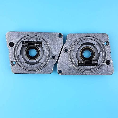 HaoYueDa 2 unids/Lote Conjunto de engrasador de Bomba de Aceite Compatible con Husqvarna 61 66266268272 272XP 268XP Piezas de Repuesto de Motosierra de Motor 501 51 25-01 Nuevo